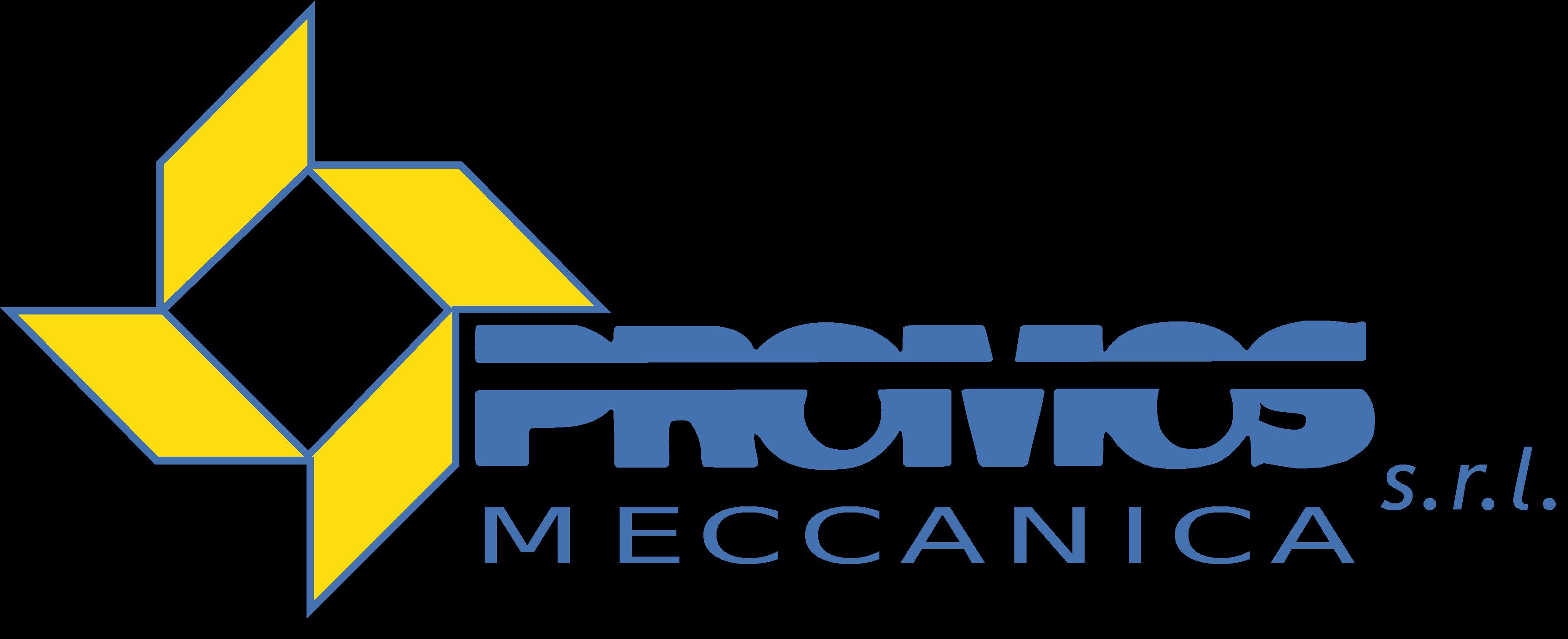 Logo meccanica Promos